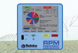 Variable Rate Irrigation (VRI)